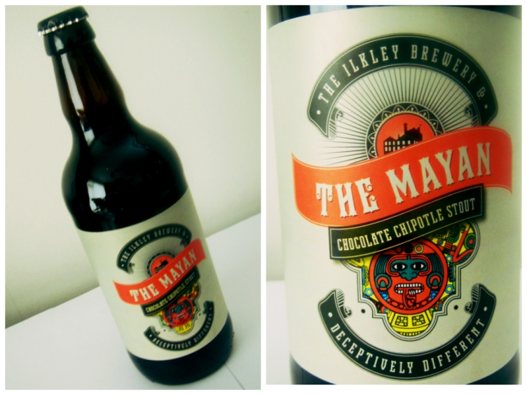 The Ilkley Brewery Co - The Mayan