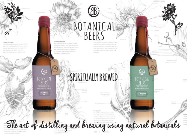 Botanical beer list