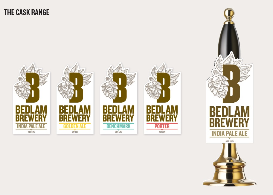 Image courtesy of Bedlam Brewery.