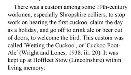 cuckoo ale excerpt 1