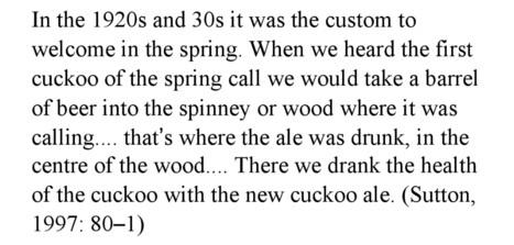 cuckoo ale excerpt 2