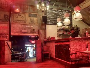 The Dead Wax Social Club, Brighton.